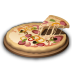 Recipe-pizza icon