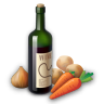 Recipe-wine icon