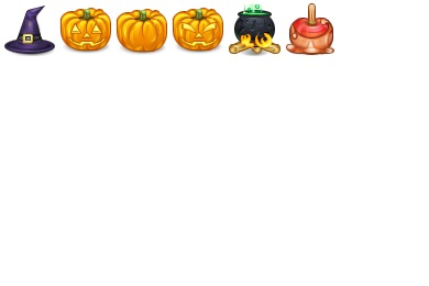 Spooktacular Halloween Icons
