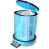 Recycle-Bin-full icon