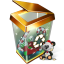 Recycle Bin Full icon