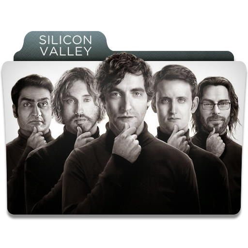 Silicon-Valley icon