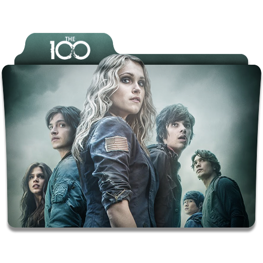The-100 icon