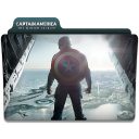 Captain America Winter Soldier Folder 1 icon