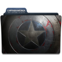 Captain America Winter Soldier Folder 3 icon