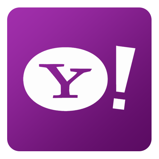 Yahoo Icon | Flat Gradient Social Iconset | limav