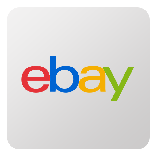 Ebay Icon | Flat Gradient Social Iconset | limav