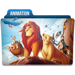 animation icon movie genres folder iconset limav