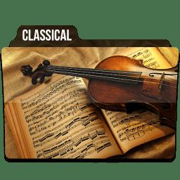 Classical 1 icon