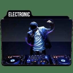 Electronic 1 icon