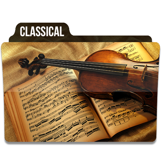 Classical 1 icon