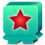 http://icons.iconarchive.com/icons/madoyster/favorite-monsters/64/monster-turquoise-icon.png