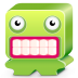Monster-green icon