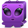 Monster-violet icon