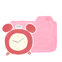 Folder-Candy-Clock icon