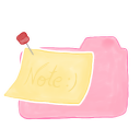 Folder Candy Note icon