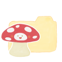 Folder Vanilla Mushroom icon