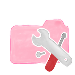 Folder Candy Tools icon