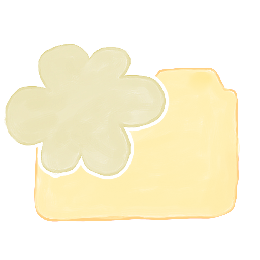 Folder Vanilla Cloud icon