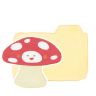Folder-Vanilla-Mushroom icon