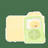 Folder-Vanilla-iPod icon