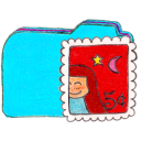 Osd folder b mail icon