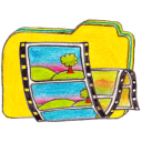Osd-folder-y-videos icon