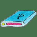 osd harddisk 2 icon