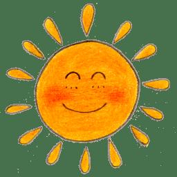osd icono del sol