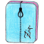 osd archive zip icon