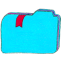 osd folder b bookmarks 2 icon