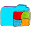 osd folder b windows icon
