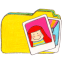 Osd-folder-y-photos icon