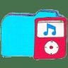 Osd-folder-b-ipod icon