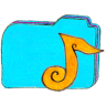 Osd-folder-b-music icon