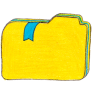 Osd-folder-y-bookmarks-1 icon