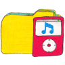 Osd-folder-y-ipod icon