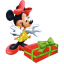 Minnie-Christmas icon