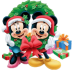 Mickey-Mouse-Christmas icon