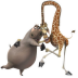 Melman-and-Gloria icon