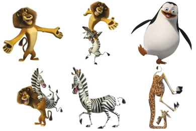 Madagascar Icons