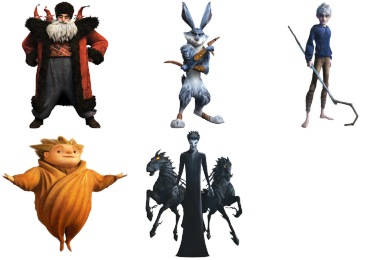 Rise Of The Guardians Icons