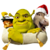 Shrek-and-Donkey-and-Puss icon