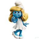 Smurfette icon