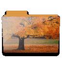 Tree folder icon