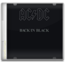 ACDC Backinblack icon