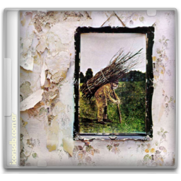 Led Zeppelin 4 icon