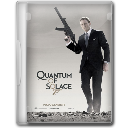 Quantum of Solace 3 icon