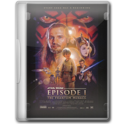 Star Wars The Phantom Menace icon