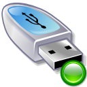 Usbpendrive mount icon